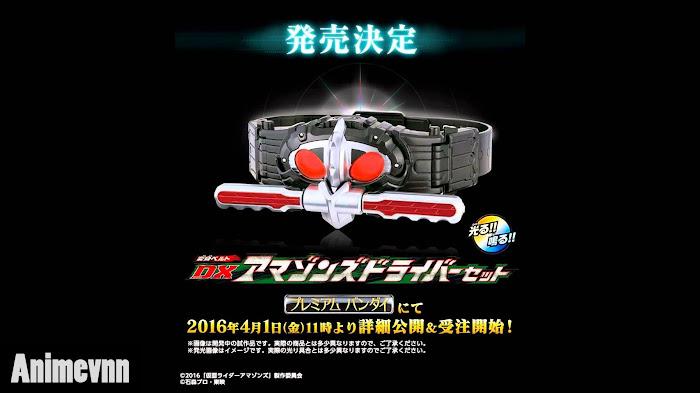 Ảnh trong phim Kamen Rider Amazons 1