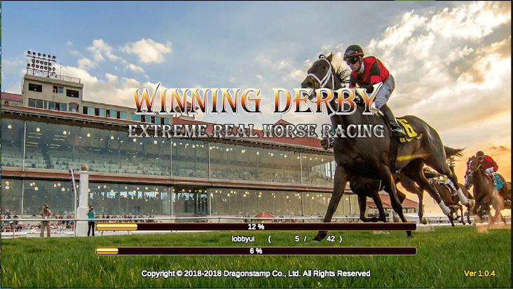 Winning Derby – Game đua ngựa đầu tiên tại Việt Nam