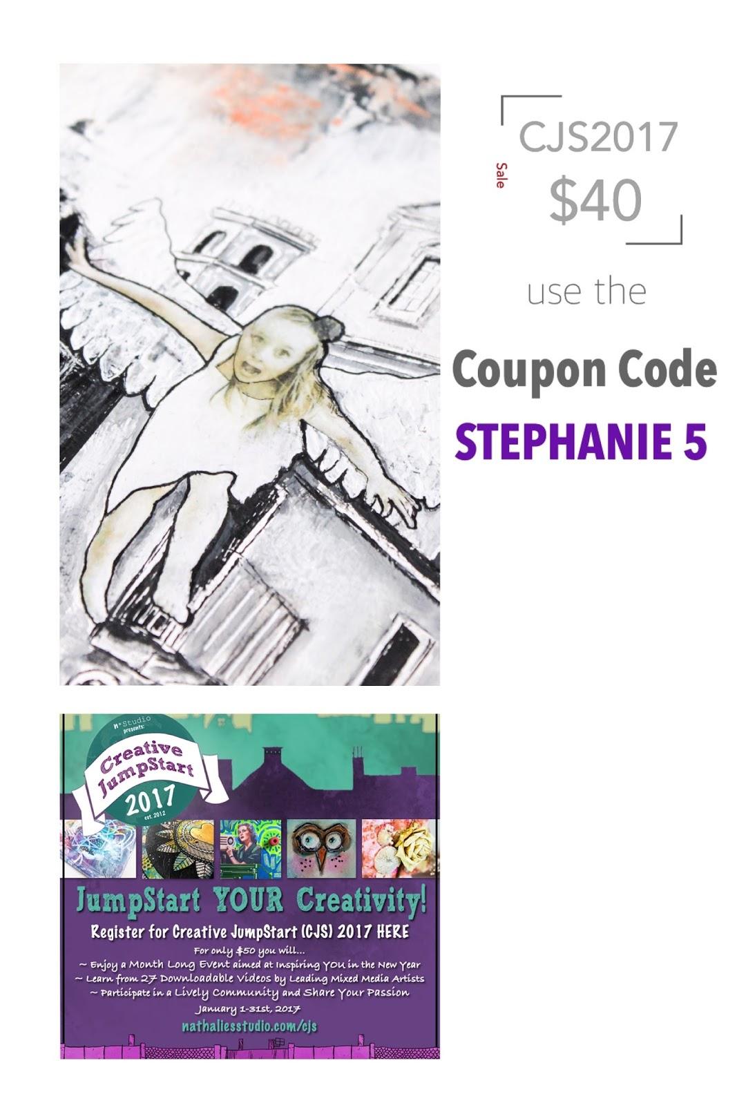 scrapmanufaktur coupon code for creative jumpstart 2017. Black Bedroom Furniture Sets. Home Design Ideas