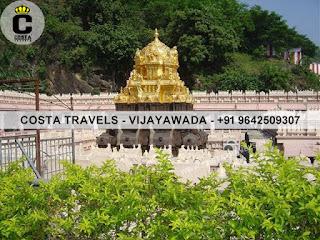 Vijayawad Kaaka Durga Temple