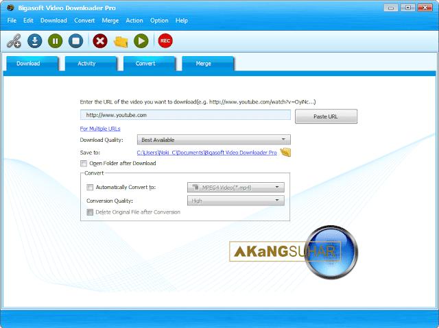 Download Bigasoft Video Downloader Pro 3.13.8.6256 Full Version