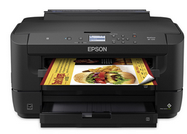 Epson WF-7210 Printer Drivers Download - Filehorse net