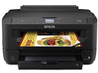 Epson WF-7210 Printer Drivers Download