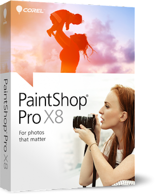 Corel PaintShop Pro X8 18.0.0.124 - Professional Editing Software and photo Retouching Full version Free Download