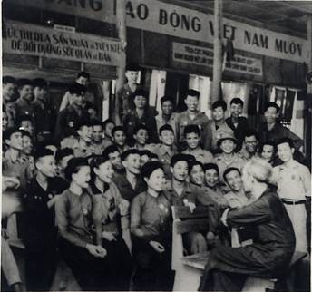 Anh hùng Nguyễn Thị Chiên – Nữ Anh hùng đầu tiên của Quân đội nhân dân Việt Nam