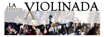 Resultado de imagen de Violinada  Argelaguer 2017