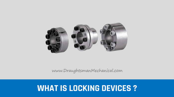 21. What Is Locking Devices,Types of Locking Devices Engineering Drawing In Hindi