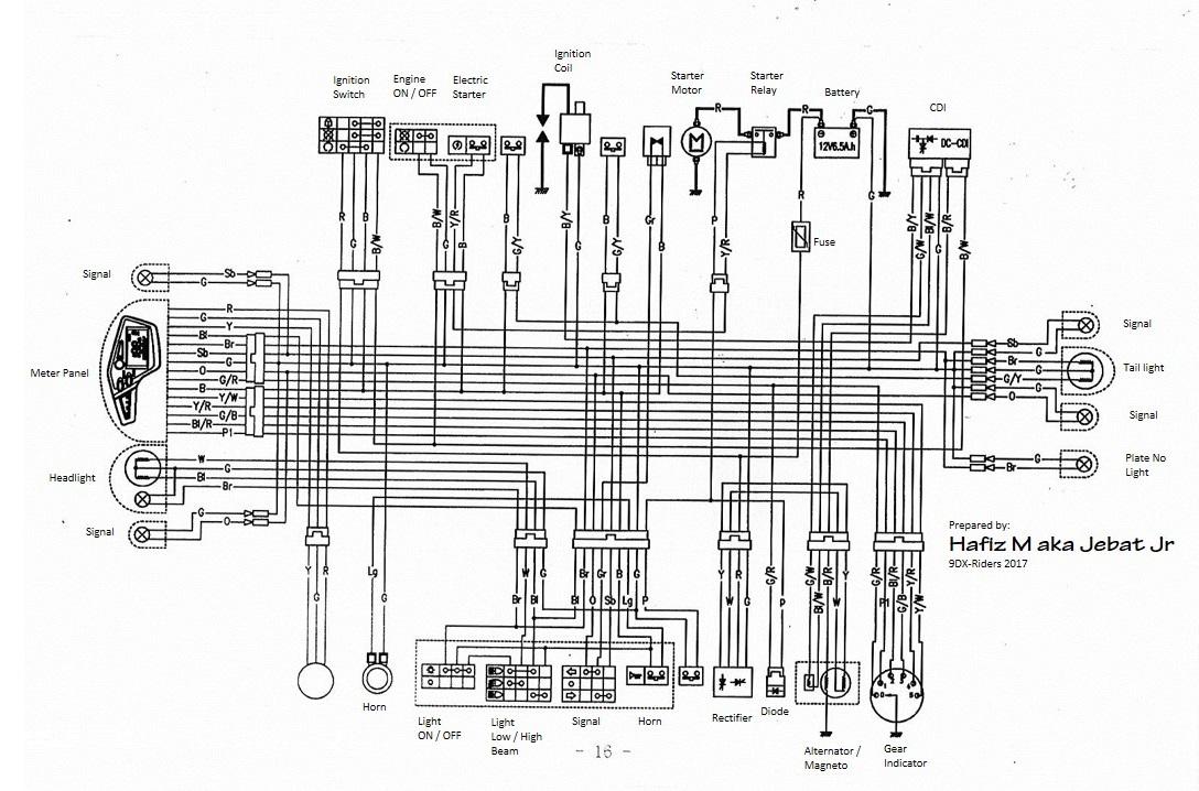 Wiring Diagrams Yamaha Radian 600 Yx Wiring Diagram Wiring
