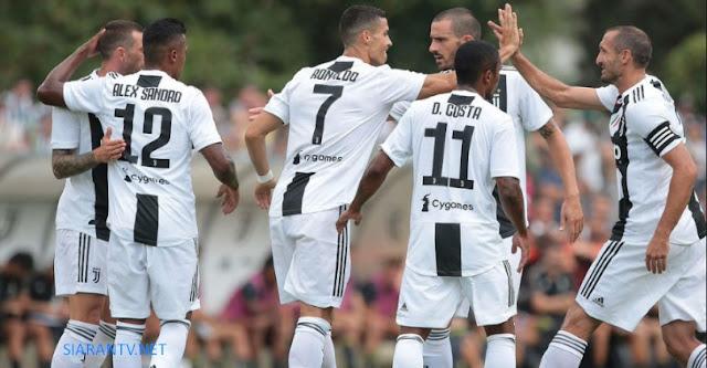 Prediksi Skor Juventus vs Lazio 25 Agustus 2018 Terbaik