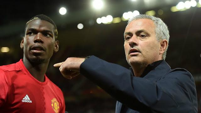 Mourinho mâu thuẫn Pogba: Thay bằng 2 SAO La Liga 183 triệu bảng
