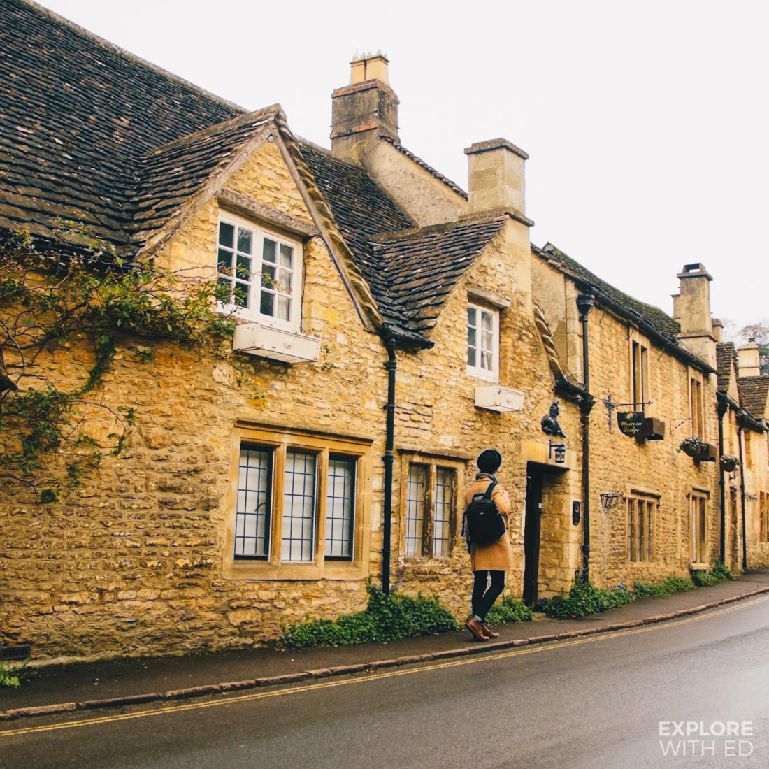 Places to stay in Castle Combe