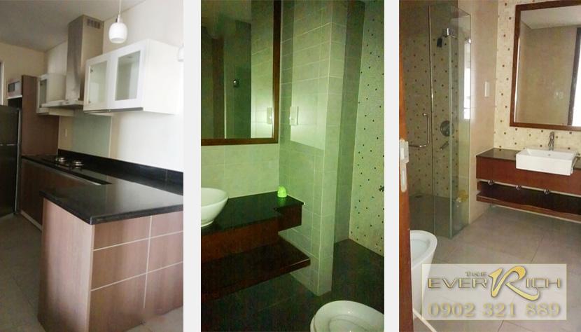 Căn hộ Everrich Quận 11 cho thuê - phòng vệ sinh