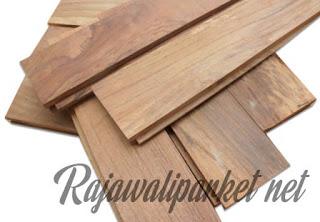 Harga parket Jati 2018 sebagai lantai kayu Berkulitas