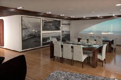 Tours Galápagos Yates de primera clase Crucero Catamarán Ocean Spray