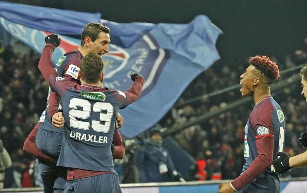 Coupe de France: le PSG remet ça et corrige à nouveau Marseille au Parc des Princes (Vidéo)