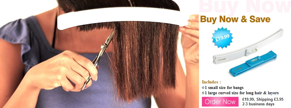 Ora ho CreaClip: addio parrucchiere ~ Cristina Valli