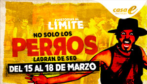 HISTORIAS AL LÍMITE – NO SÓLO LOS PERROS LADRAN