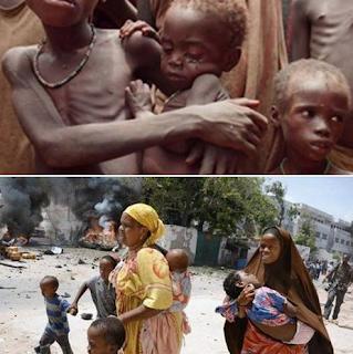 Νιγηρία,Ν.Σουδάν,Υεμένη,Σομαλία.