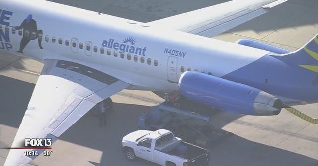 Kathryn S Report Aviation Expert Allegiant Accident