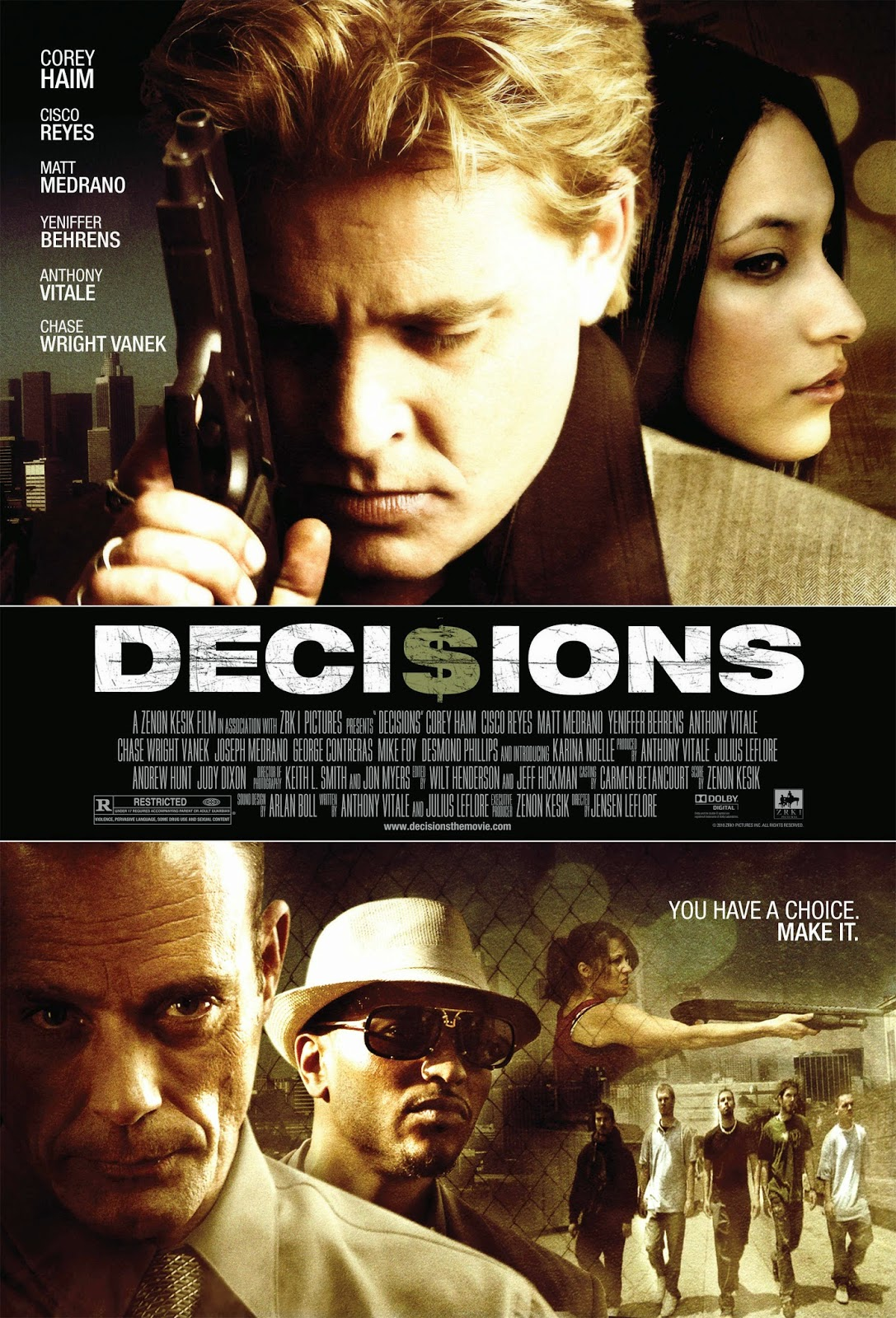 Decisions (2011) ταινιες online seires oipeirates greek subs