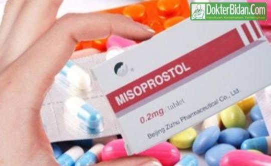 Misoprostol - Dosis Efek Samping dan Khasiat Untuk Obat Ganguan Pencernaan