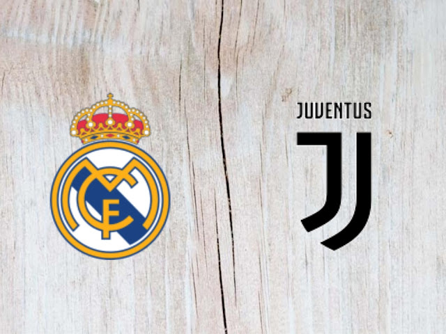 Watch Real Madrid vs Juventus Full Match & Highlights - 04 August 2018