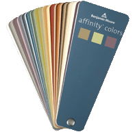 Benjamin Moore Has Created A Tool That Helps Make This Task Bit Less Daunting Their Affinity Colors Fan Deck