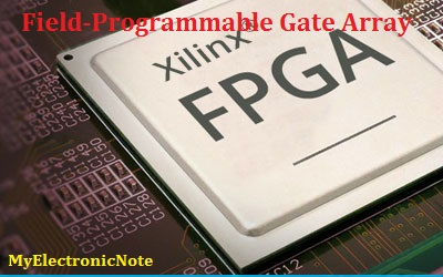 Field Programmable Gate Array - FPGA