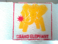 Panel Lantai Grand Elephant,