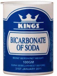 soda bikarbonat