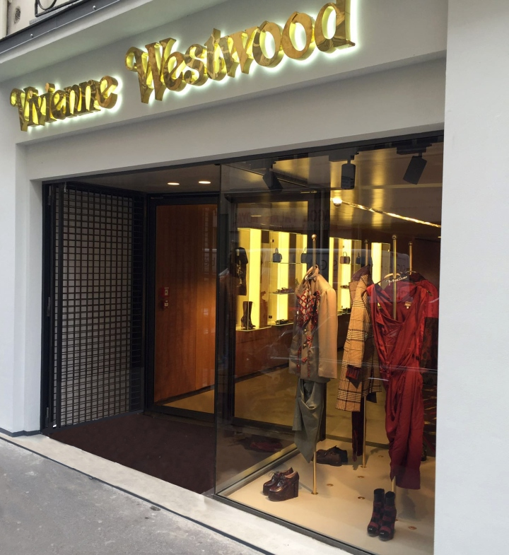 vivienne westwood store paris