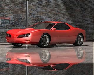All New 2017 Pontiac Trans Am Firebird Concept