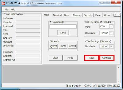 Huawei EC321 Data Card Unlocking via Firmware Update