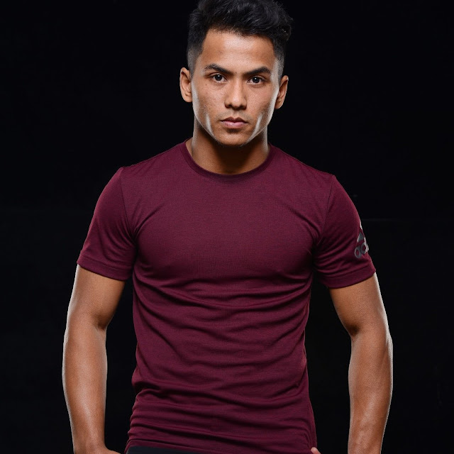 Biodata Ahmad Amsyar Azman Atlet Penerjun Negara Berbadan Sasa