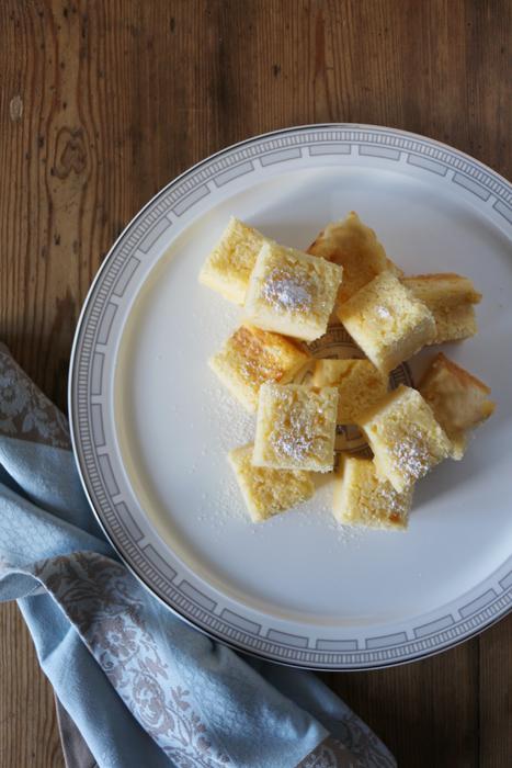 Zitronen-Zauberkuchen