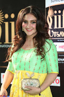 Sridevi Telugu Actressi in green Yellow Anarkali Dress at IIFA Utsavam Awards 030.JPG