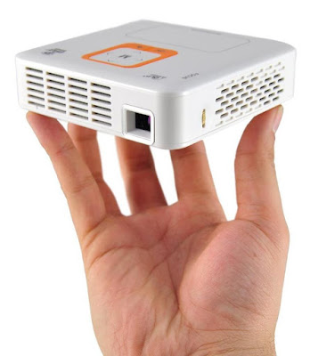 Pyle Smart Mini Projector