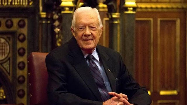 Former US President Jimmy Carter says would travel to North Korea