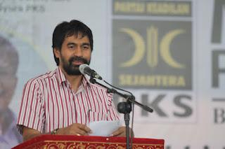 Ketua Partai Aceh Sebut PKS adalah Parpol yang Patut Dicontoh