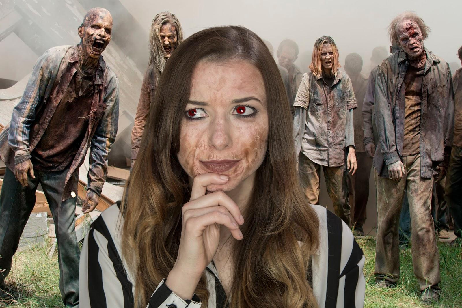 b760780d THE REAL WALKING DEAD| Brokerswood Zombie Apocalypse | Eltoria