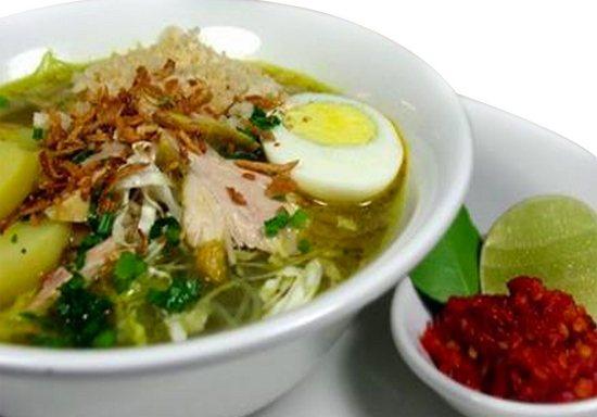 resep cara membuat soto lamongan
