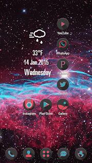 Tema Android Gratis 2015