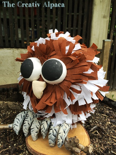 Pinata Owl Eule
