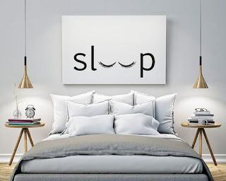 cara membuat hiasan dinding kamar tidur dari kertas kado