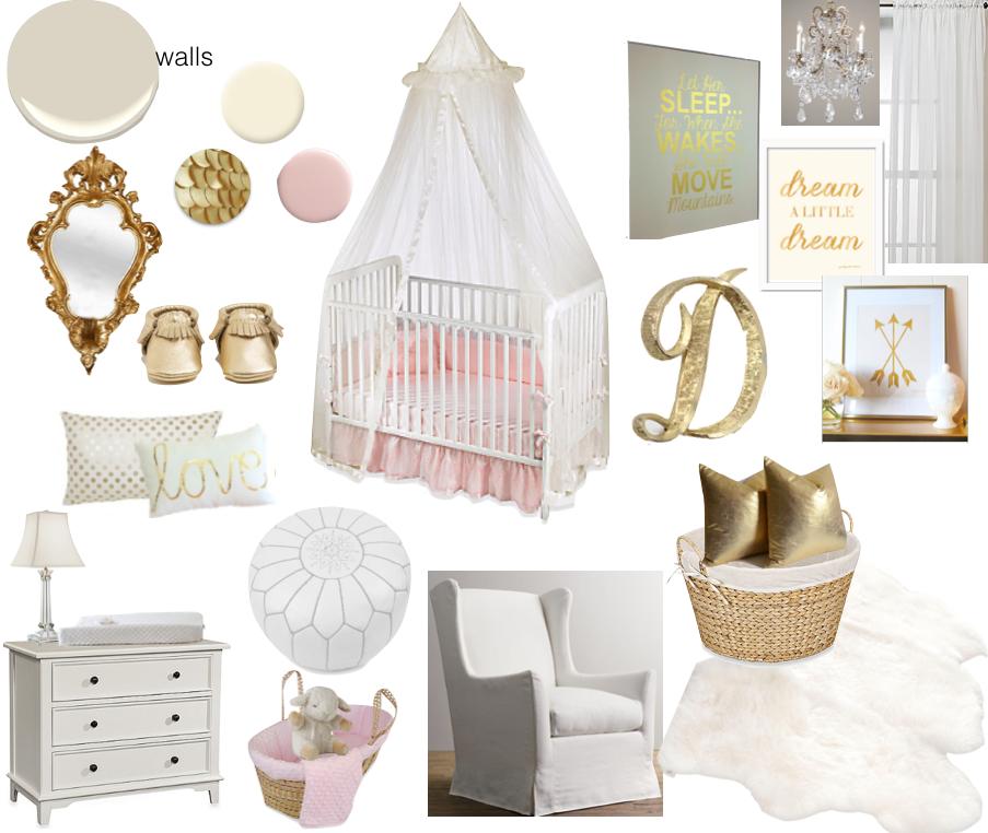 My Baby Girl S Nursery: The Parlor Girl: Baby Girl's Nursery