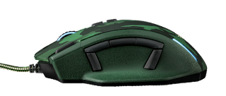 trust gxt 155c mouse gaming 20853
