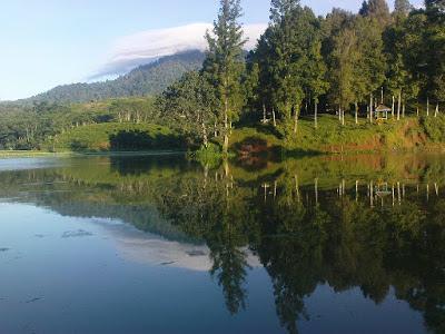 Danau Sukarame Sukabumi