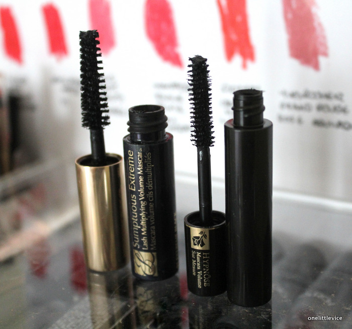 one little vice beauty blog: best luxury mascara
