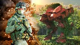 تحميل العاب اكشن والحروب للكمبيوتر 2018 Battle For Survival