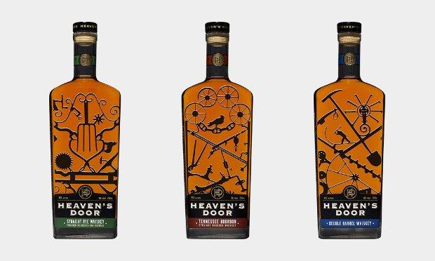 Bob Dylan Introducing New 'Heaven's Door' Line of Whiskey